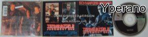 TERMINATOR 2: Judgment Day -1991- Origin‹al Soundtrack CD