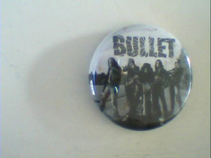 Bullet (Sweden) Pin Button. Free for orders of £45+