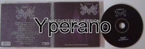 A Tribute to MAYHEM: Originators of the northern darkness CD.+ Huge booklet!!!