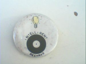 Intelligent Records Pin / Button