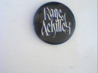 Rage of Achilles: Pin Button. Free for orders of £15+