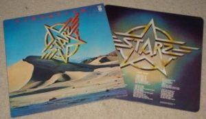 STARZ: Violation LP With original lyrics inner sleeve. Concept '70's Hard Rock masterpiece.+ audio documentary
