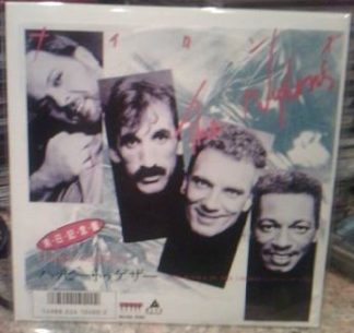 """The NYLONS: Happy Together 7"""" Great cover song! Japanse rare single Label: Attic / Alfa. Check video!"""