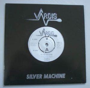 "VARDIS: Silver Machine 7"" (Hawkwind cover) N.W.O.B.H.M."
