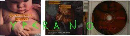 COMPULSION: Basketcase CD. Mint condition. Waaaaay better than Nirvana. Check video