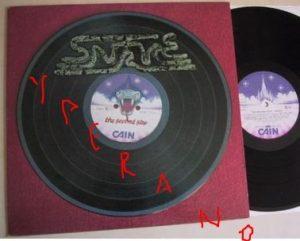 SNAKE: The second step LP 1981 Quality German hard rock.