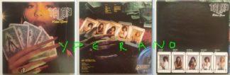 TALON: Vicious Game LP Inner Sleeve w. Lyrics Included. Accept meets Motley Crue.
