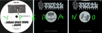 """TERRORVISION Thrive 12"""" PROMO w. 4 songs. Their 1st ever release. s"""