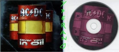 ACDC: Cover you in Oil CD. Check video