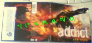 ADDICT: Red Bird CD digipak promo. Ex- Bus.