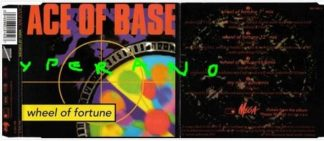 ACE OF BASE: Wheel Of Fortune CD. Check video