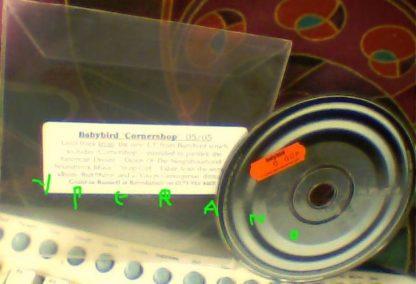 BABYBIRD: Cornershop PROMO CD. Check video