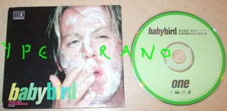 BABYBIRD: You're Gorgeous CD Digipak with lyrics. s. Highly recommended