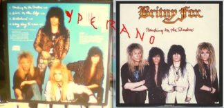 "BRITNY FOX: Standing In The Shadows CD Single UK. rare! 4 songs, incl. ""Girlschool"". Check videos"