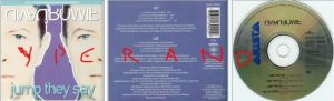 David BOWIE: Jump they Say CD part 1. Check video