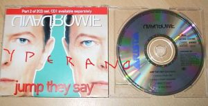 David BOWIE: Jump they Say CD part 2. Check video
