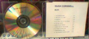 Hugh CORNWELL: Hi-Fi CDR PROMO. The Stranglers bassist from 1974 to 1990.