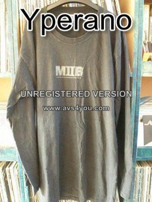 MIIB: T-SHIRT Men in Black II movie - Sweat shirt- Promo long sleeve Shirt XL