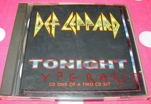 DEF LEPPARD Tonight CD 1993. LEPCB 10. Check video