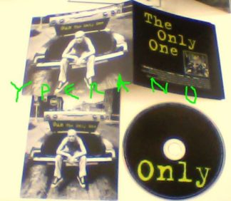 GUN: The only one CD with free postcard. 4 songs, 20 minutes, incl. The Police cover & Word Up (Tinman Remix). Check videos