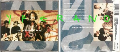 "INXS: Disappear CD single 4 songs - 22 minutes. With extra track ""Middle Beast"". Check video"