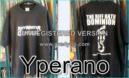 Riffmaster General: T-shirt
