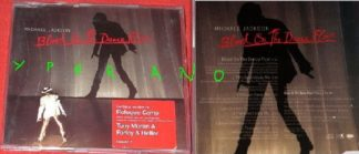 MICHAEL JACKSON: Blood On The Dance Floor CD 36 minute! UK 1997. Check videos. Highly Recommended.