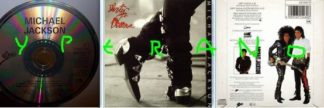MICHAEL JACKSON: Dirty Diana CD UK Single 1988 RARE. With Billy Idol's guitarist Steve Stevens. Check video