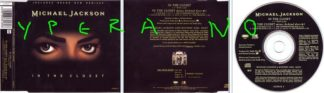 MICHAEL JACKSON: In The Closet CD single UK 1992. 6 songs, 30 minutes. Check video