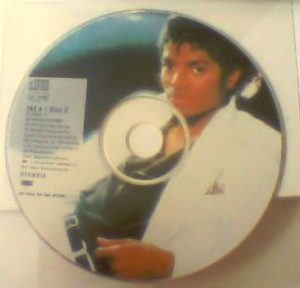 MICHAEL JACKSON 2nd single of the MJ 4 release. CD Free £0 PROMO for orders of £35+