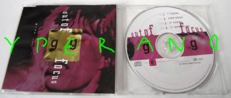 Mick JAGGER: Out of focus CD. 4 songs - 20 minutes. Rolling Stones singer. Check video