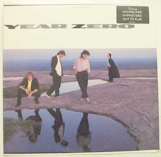 YEAR ZERO: Year Zero (s.t) LP 1987. Great Rock music! Toto, Rush, etc. Check video