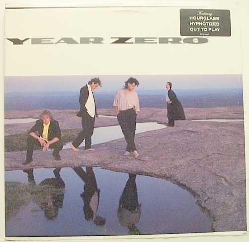 YEAR ZERO: Year Zero (s.t) LP 1987. Great Rock music! Toto, Rush, etc. Check video