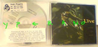 LIVE: Selling the Drama CD PROMO. UK CD (RAXTD 11). Check video. Highly recommended