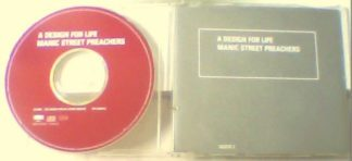 MANIC STREET PREACHERS A Design for Life CD1 in jewel case 663070 2 Check video