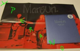 MANSUN: Stripper Vicar CD Three EP Part One 1, with poster 8832822. Check video