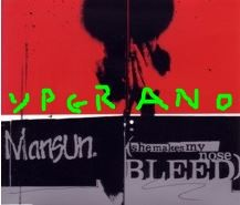 MANSUN: She Makes My Nose Bleed CD1 EP. 4 songs - 13 minutes. Check video
