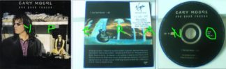 GARY MOORE One good reason PROMO CD 1994 UK 1-track radio promotional ONLY CD. Check video