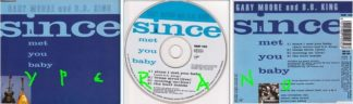 GARY MOORE and B.B. King: Since I Met You Baby CD vscdt 1423 + Great live songs. Check video