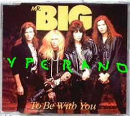 MR. BIG: To Be with You CD + 3 live songs from Tokyo Japan 1991. Check video