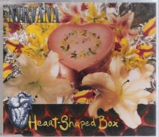 NIRVANA: Heart-Shaped Box CD Check video