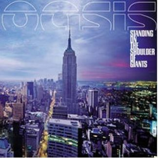 OASIS: Standing on the Shoulder of Giants CD. s