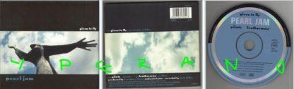 PEARL JAM: Given to Fly CD digipak. European single. Check video