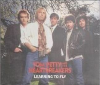 Tom Petty and the Heartbreakers: Learning to fly CD digipak single with Inserts. Check video