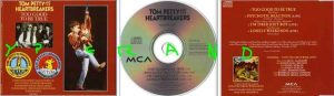 Tom Petty and the Heartbreakers: Too Good to be True CD volume 2. Limited Edition. + 3 live songs. Check video