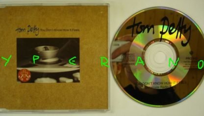 Tom Petty: You don't know how it feels CD PROMO. WEA Records PRO 942. Check video