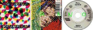 "P.I.L. Public Image Ltd: Warrior CD 3"" single. vscd 1195. With Johnny Rotten / John Lydon The Sex Pistols singer. Check video"