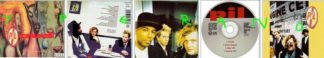 P.I.L. Public Image Ltd: Cruel CD digipak single 1992 UK. With Johnny Rotten / John Lydon The Sex Pistols singer. Check video