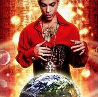 PRINCE and The New Power Generation: Planet Earth CD 2007. Check video