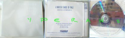 PROCOL HARUM: A Whiter Shade Of Pale CD PROMO Single 1995 RARE. Castle ESS P 2048 strictly-limited edition promo CD single